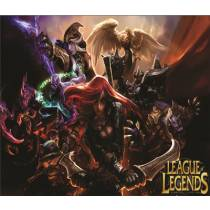 Mouse Pad - LOL Poster - League of Legends