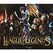Mouse Pad - LOL com 3 - League of Legends