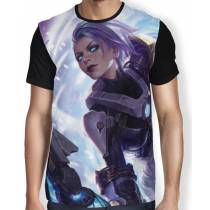 Camisa FULL Riven - League of Legends