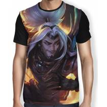 Camisa FULL Yasuo Odisséia - League of Legends