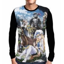 Camisa Manga Longa Art Guild - Goblin Slayer