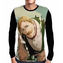 Camisa Manga Longa Master Of The Sun Escanor - NANATSU NO TAIZAI