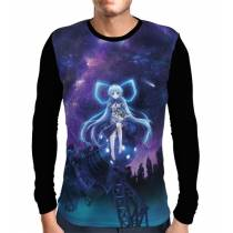Camisa Manga Longa Planetarian