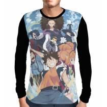 Camisa Manga Longa Radiant