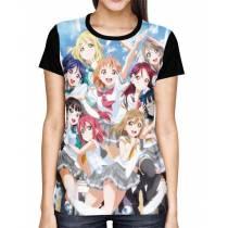 Camisa FULL Love Live! School Idol Project