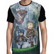 Camisa Full Made in Abyss