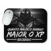 Mouse Pad - Zed MAIOR-XP - League of Legends