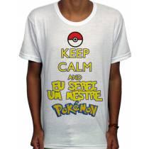 Camisa SB - Mestre Pokemon