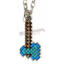 MN-02 - Colar Martelo Diamante