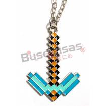 MN-10 - Picareta Diamante Minecraft