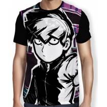 Camisa FULL Draw - Mob Psycho 100