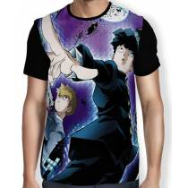 Camisa FULL Duo - Mob Psycho 100