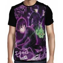 Camisa FULL Mob Fight - Mob Psycho 100