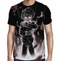 Camisa FULL Darkest Powers - Mob Psycho 100