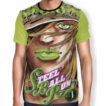 Camisa Full Print - Steel Ball Run - Jojo's Bizarre Adventure