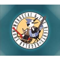 Mouse Pad - Poster Mordecai e os Rygbys