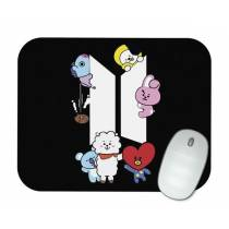 Mouse Pad - BTS - BT21 - Universtar - K-Pop