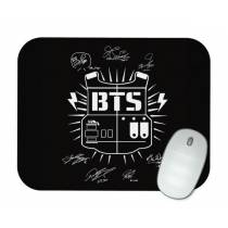 Mouse Pad - BTS - Logo Clássica Normal - K-Pop