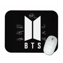 Mouse Pad - BTS - Logo Nova Normal - K-Pop
