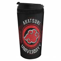 Copo Térmico Akatsuki University - Naruto