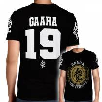 Camisa Full PRINT Gaara University - Gaara - Naruto