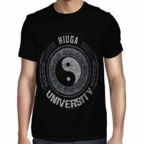 Camisa FULL Hiuga University - Só Frente - Naruto