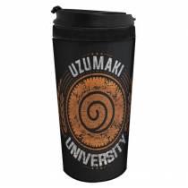 Copo Térmico Uzumaki University - Naruto