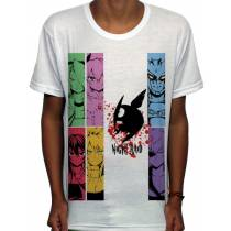 Camisa SB Night Raid - Akame Ga Kill
