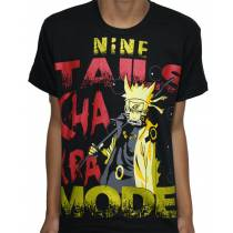 Camisa Nine Tails Naruto - Naruto