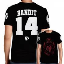 Camisa Full PRINT Greed - Ganância - Bandit Ban - Nanatsu No Taizai