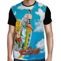 Camisa Full Lostvayne Meliodas - Nanatsu no Taizai