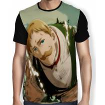 Camisa FULL Master Of The Sun Escanor - NANATSU NO TAIZAI