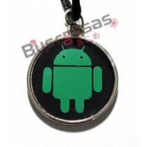 NRD-06- Medalha Android Preto