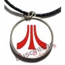 NRD-07- Medalha Atari Branco