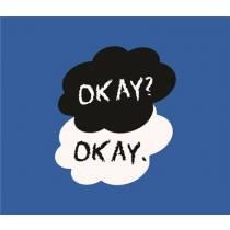Mouse Pad - Okay Okay - A culpa é das estrelas