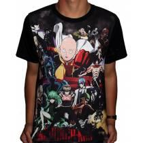 Camisa FULL S-Class Heroes Saitama - One Punch Man