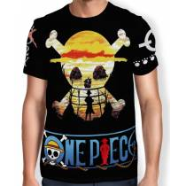 Camisa Full Print OP Hope - One Piece