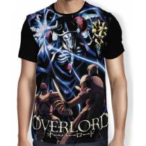 Camisa FULL Powers Skull - Overlord