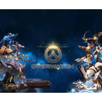 Mouse Pad - Overwatch
