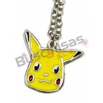 POK-02 - Colar Pikachu face