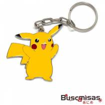 Chaveiro Pokémon - Pikachu Happy