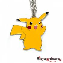 Colar Pokémon - Pikachu Happy