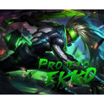 Mouse Pad - Project Ekko - League of Legends