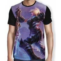 Camisa FULL Riven Campeonato - League of Legends