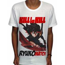 Camisa SB - Ryuko Matoi - Kill la Kill
