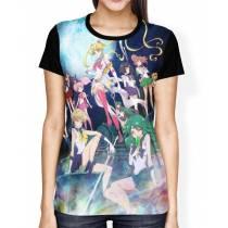 Camisa FULL Crystal - Sailor Moon