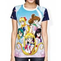 Camisa FULL Print Sailor Moon