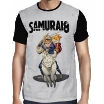 Camisa Full Running Hachimaru - Samurai 8