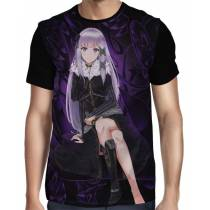 Camisa FULL Satella - Re: Zero