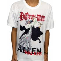 Camisa SB Allen Walker - D.Gray Man